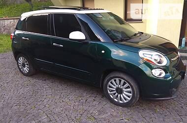 Fiat 500 L 2013 в Львове