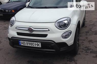 Fiat 500 X 2015 в Виннице
