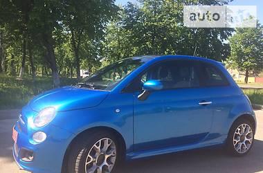 Fiat 500 2015 в Чернигове