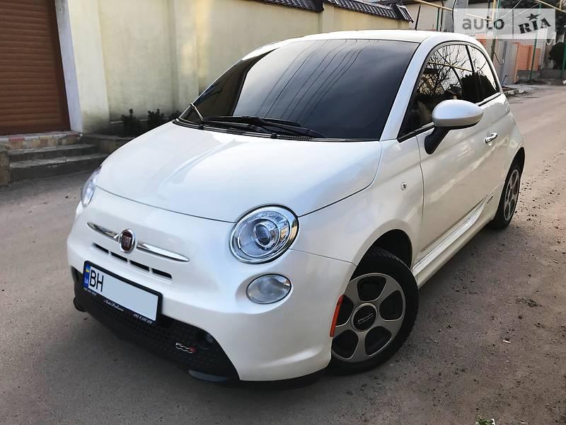 Fiat 500 Electro