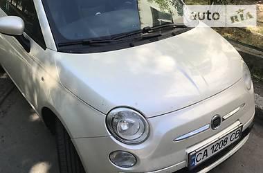 Fiat 500 2008 в Одессе