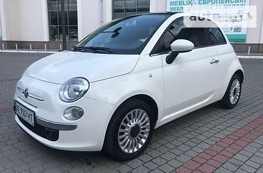 Fiat 500 1.2 TOP