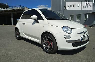 Fiat 500 Спорт