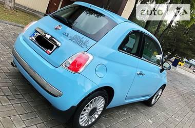 Fiat 500 2012 в Днепре