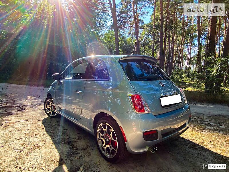 Fiat 500 2014 в Фастове