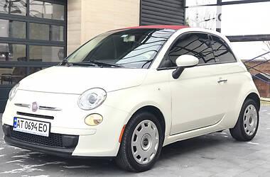 Fiat 500 2012 в Коломые