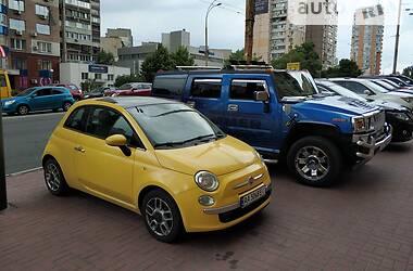 Fiat 500 2008 в Киеве