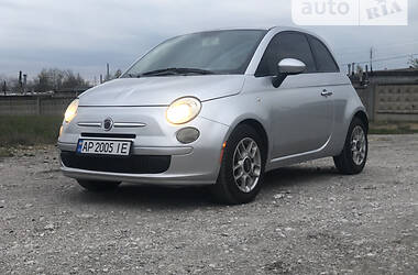 Fiat 500 2011 в Запорожье