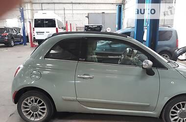 Fiat 500C 2011 в Киеве