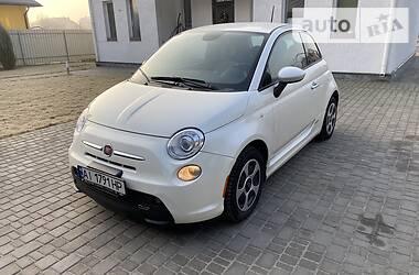 Fiat 500е 2015 в Киеве