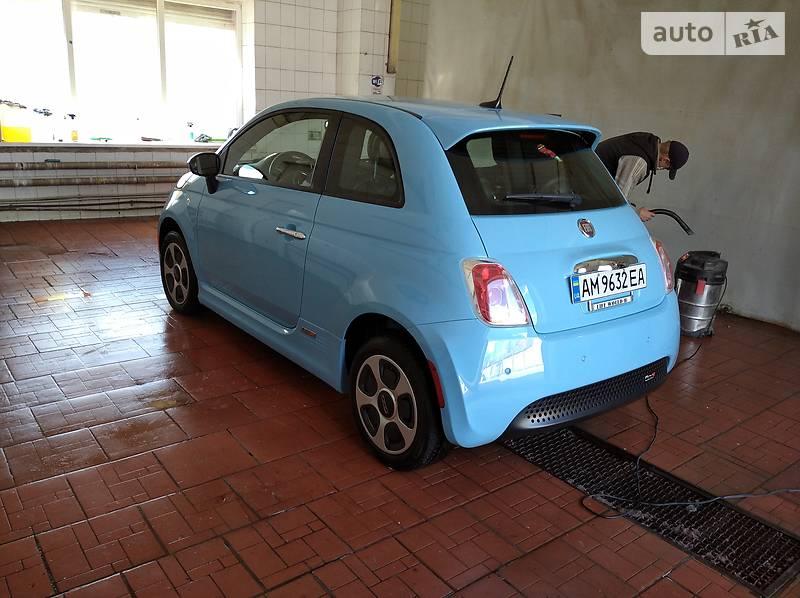 Fiat 500e 2017 в Житомире