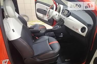 Fiat 500е 2019 в Львове
