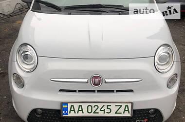 Fiat 500e 2017 в Киеве