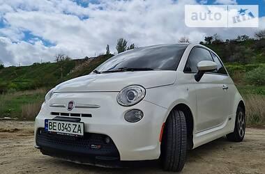 Купе Fiat 500e 2015 в Одессе
