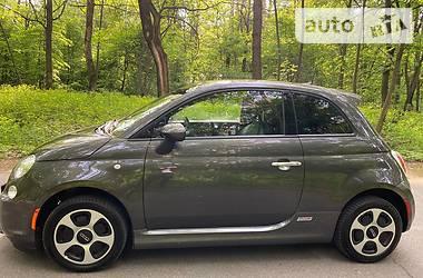 Хэтчбек Fiat 500e 2017 в Киеве