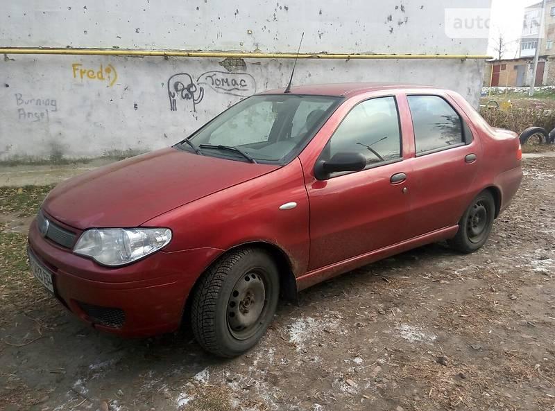 Fiat Albea 1.4i