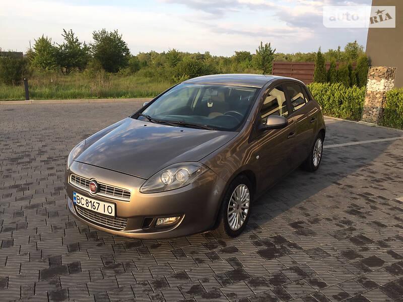 Fiat Bravo 2011 в Стрые