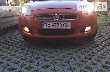 Fiat Bravo 2010 в Тернополе
