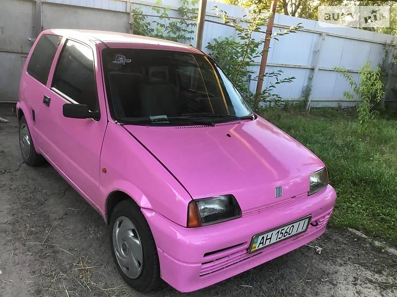 Fiat Cinquecento 1994 в Краматорске