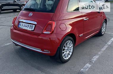 Хэтчбек Fiat Cinquecento 2017 в Киеве
