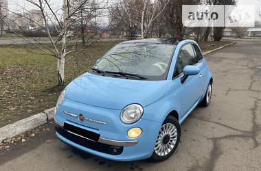 Купе Fiat Cinquecento 2011 в Днепре