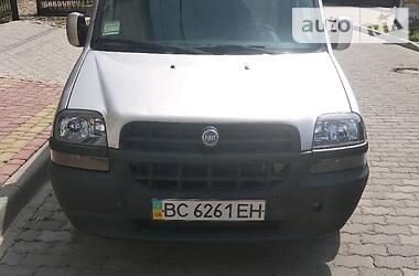 Fiat Doblo груз.-пасс. 2002 в Сколе