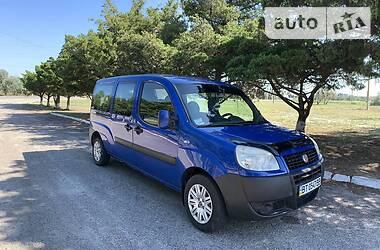 Fiat Doblo груз.-пасс. 2007 в Геническе