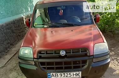 Fiat Doblo груз.-пасс. 2004 в Ямполе