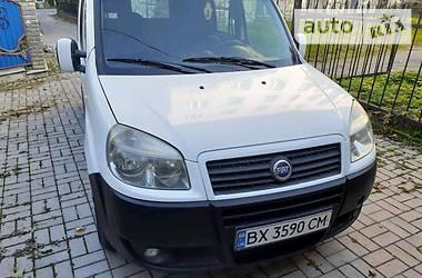 Fiat Doblo груз.-пасс. 2006 в Тернополе