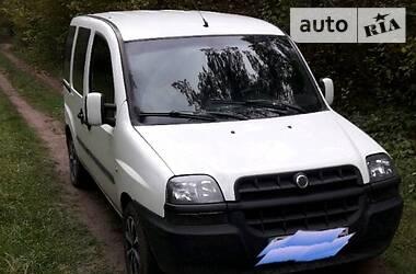Fiat Doblo груз.-пасс. 2004 в Золочеве