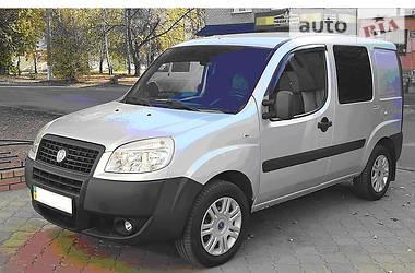Fiat Doblo груз.-пасс. 2008 в Славянске
