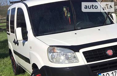 Fiat Doblo груз.-пасс. 2008 в Рахове