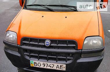 Fiat Doblo груз.-пасс. 2002 в Тернополе