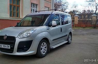 Легковой фургон (до 1,5 т) Fiat Doblo груз.-пасс. 2013 в Николаеве