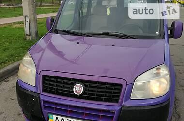 Fiat Doblo груз.-пасс. 2007 в Киеве