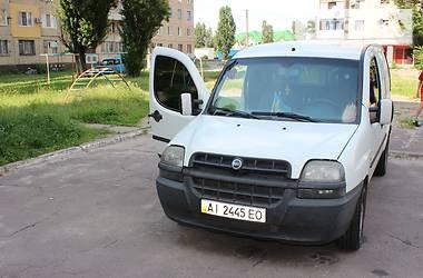 Fiat Doblo груз. 2001 в Днепре