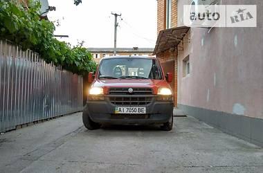 Fiat Doblo груз. 2001 в Фастове