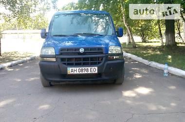 Fiat Doblo груз. 2005 в Днепре
