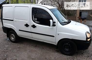 Fiat Doblo груз. 2003 в Луцке