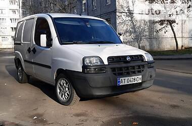 Fiat Doblo груз. 2002 в Ивано-Франковске