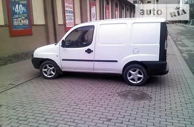 Fiat Doblo груз. 2001 в Коломые