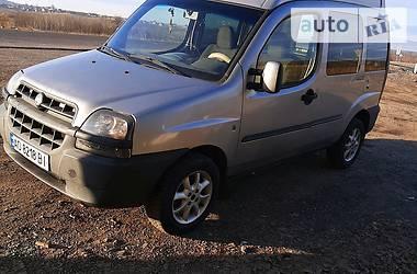 Fiat Doblo груз. 2004 в Ужгороде