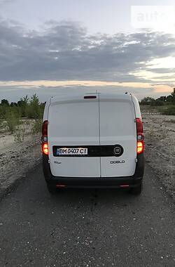 Легковой фургон (до 1,5 т) Fiat Doblo груз. 2012 в Киеве
