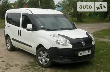 Fiat Doblo пасс. 2011 в Харькове
