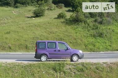 Fiat Doblo пасс. 2007 в Ужгороде