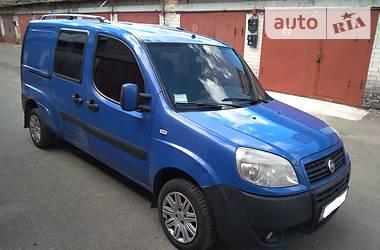 Fiat Doblo пасс. 2006 в Киеве
