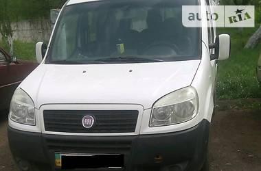 Fiat Doblo пасс. 2008 в Староконстантинове