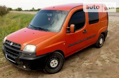 Fiat Doblo пасс. 2001 в Хмельницком