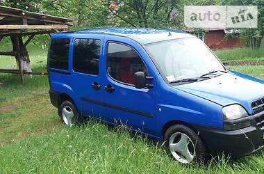 Fiat Doblo пасс. 2005 в Ивано-Франковске