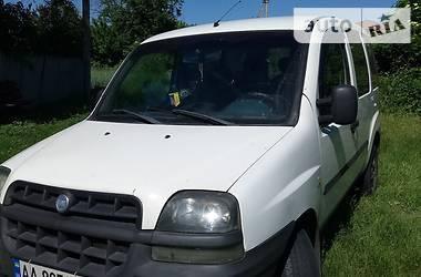 Fiat Doblo пасс. 2002 в Киеве